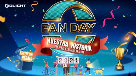 Olight O-fan Day 2021 - ¡Nuestra historia juntos!