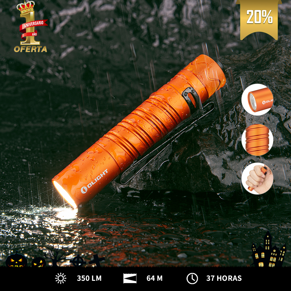 Olight i5R Naranja