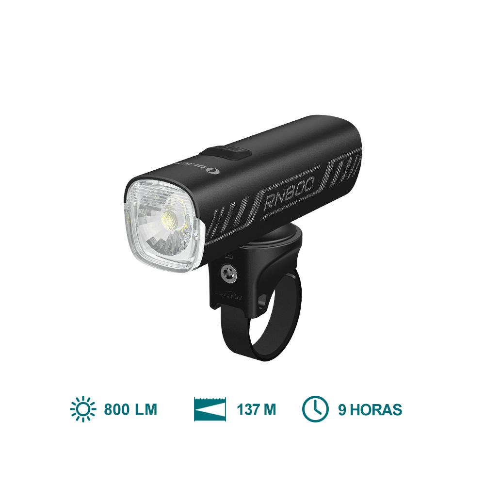 Olight RN 800 (800 Lúmens Mejor Luz MTB LED Recargable)