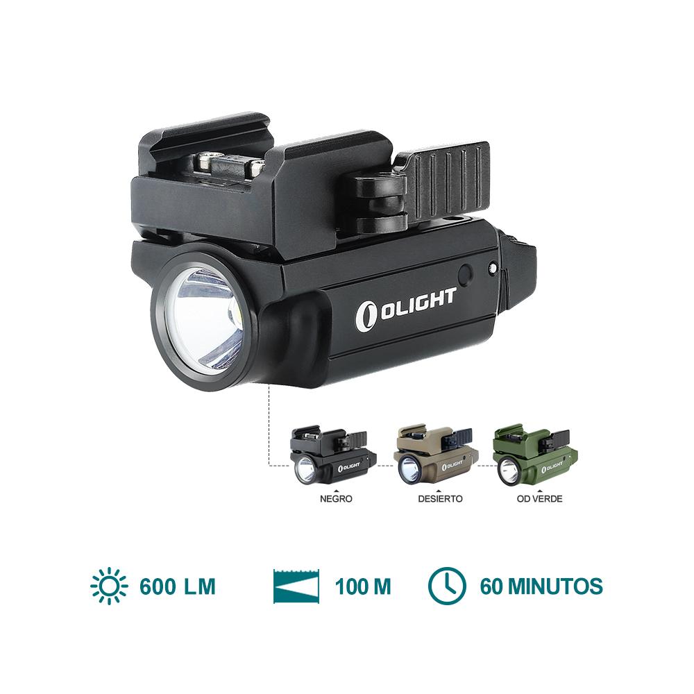 Olight PL-mini 2 (600 Lúmenes Linterna Táctica)