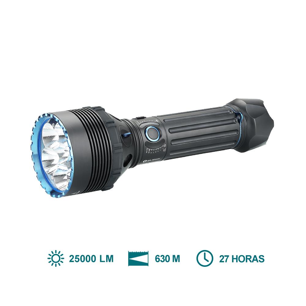 Olight X9R Marauder (25000 Lúmenes Linterna LED Alta PotenciaLed Super Brillante)