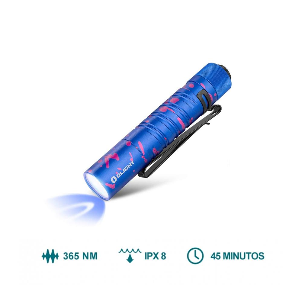 Olight i5UV (Luz Ultravioleta Linterna Led Luz Negra)