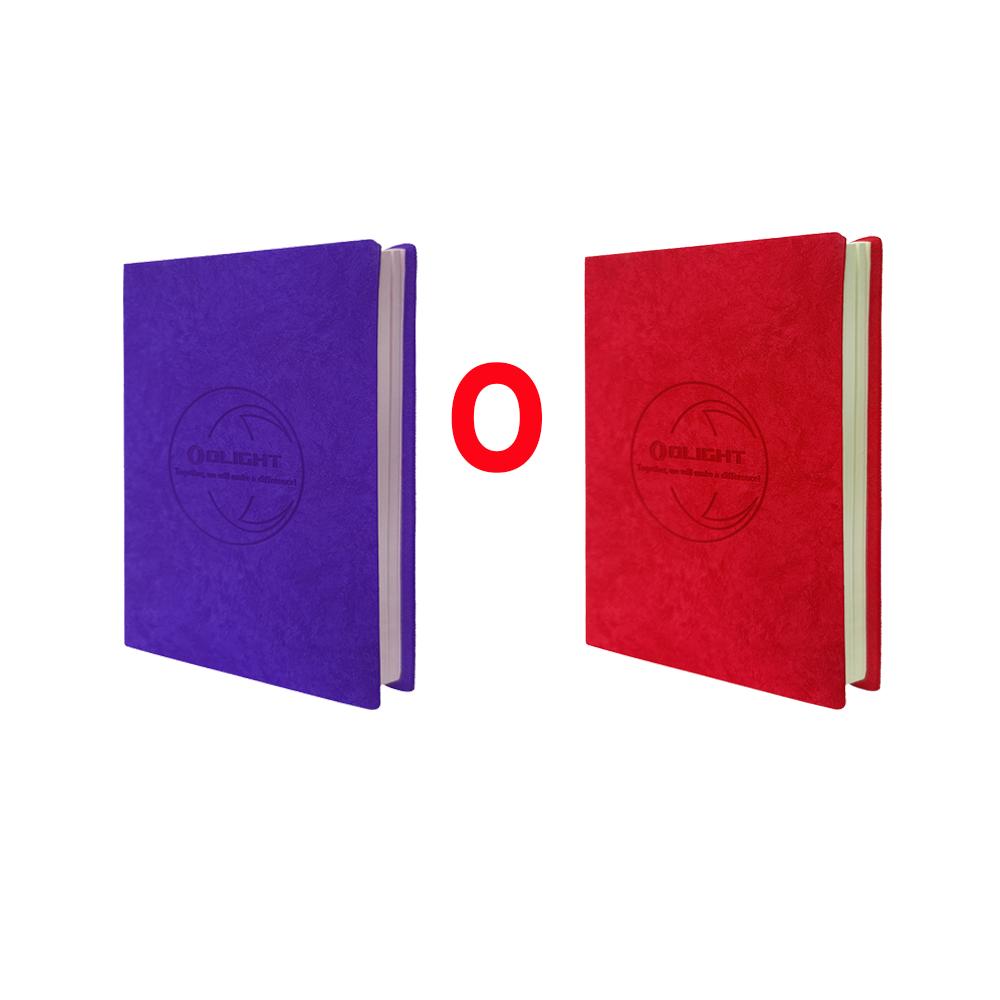Cuaderno Olight Conmemorativo